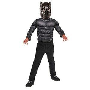 NEW Black Panther Marvel Avengers Super Costume